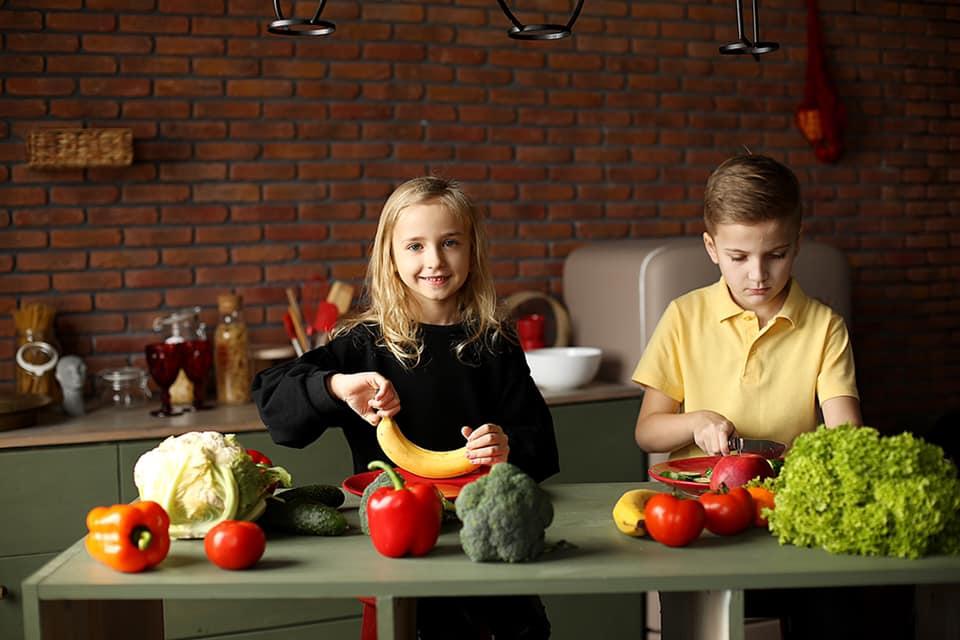 Топ 5 корисних правил: здорове харчування для дітей, меню